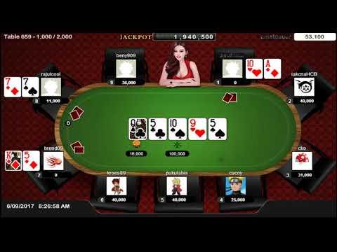Beberapa Jenis Permainan Populer Yang Ada Dalam Situs IDN Poker Online