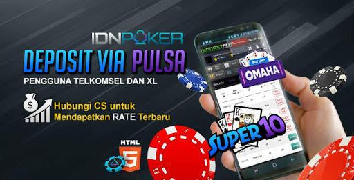 Jackpot Progressive IDN Poker